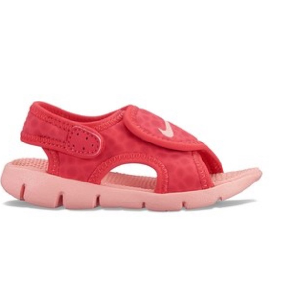 0c4dfd605fe5 Nike Sunray Adjust 4 Toddler Girls  Sandals 10. M 5c060374aa5719c6037f3111